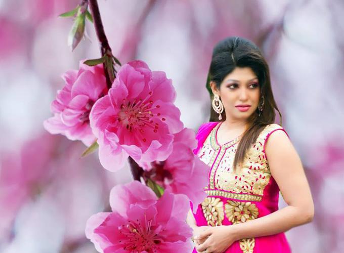 Priya Aman acts in bijoyini film